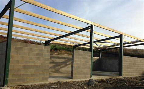 Sheds Derbyshire by Agricultural Building Derbyshire Uk Rja Contracting