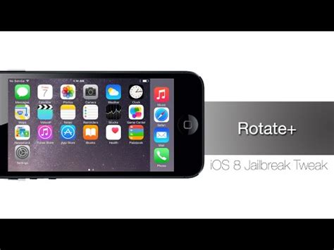 Landscape Mode Iphone Rotate Brings Iphone 6 Plus Landscape Mode To All Iphones
