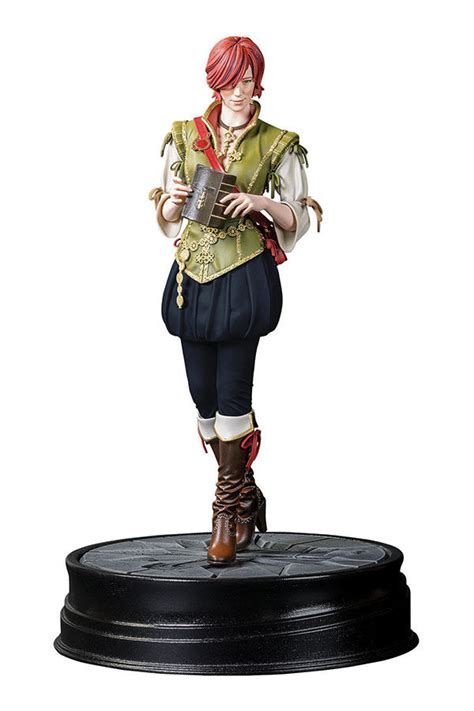 witcher 3 figure the witcher 3 hunt shani figure profile