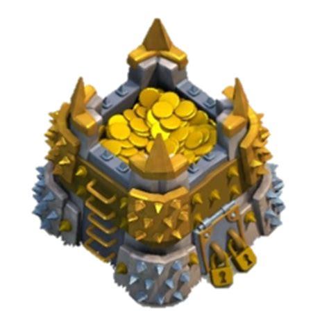 Clash Of Clans Gold Storage gold storage clash of clans wiki