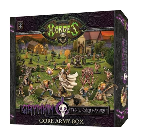 themes of the book harvest of corruption icv2 grymkin faction joins hordes