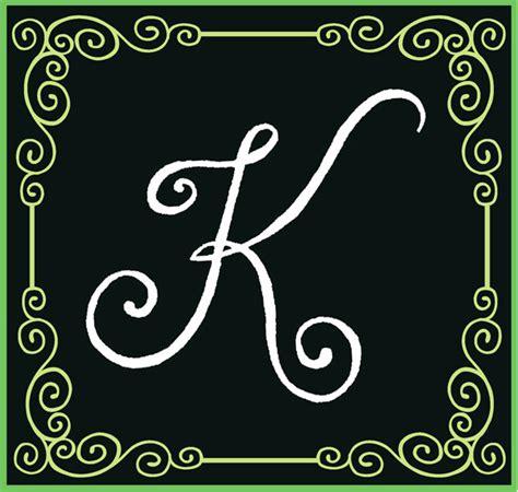 """""""K"""" on Pinterest   Letter K, Google and Fancy Letters"""