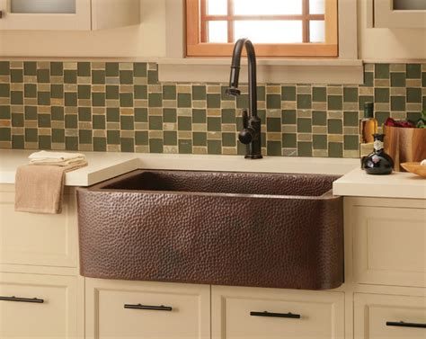 native trails farmhouse sink antique finish kitchen