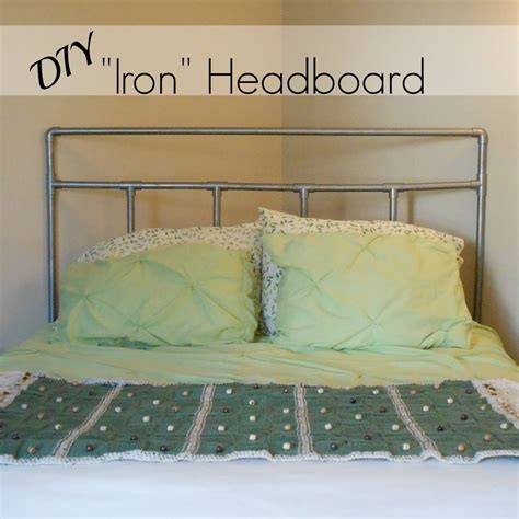 Headboards To Cover Yourself by Beyond The Cookie Cutter Quot Iron Quot Headboard Trickery