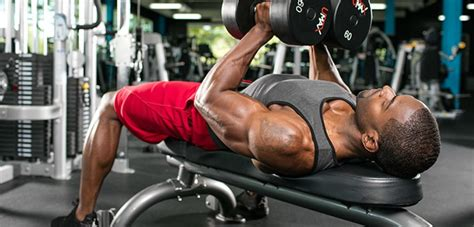 bench bodybuilding feel the bench in your chest with this move