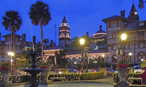 St Augustine Nights Of Lights 2018 2019 Events St Augustine Florida Lights