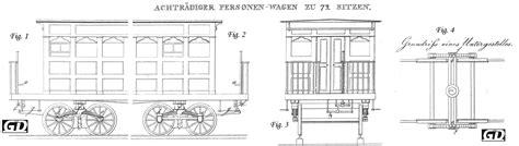planen esslingen vorl 228 ufer w 252 rttemberg 1845 gueterwagen