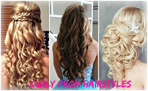 Pics Of Hairstyles by Pics Of Prom Hairstyles Curly Prom Hairstyles