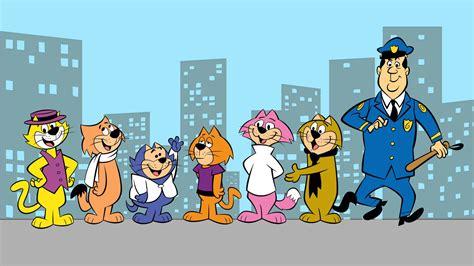 Imagenes Top Cat | series de nuestra infancia quot don gato y su pandilla quot klba
