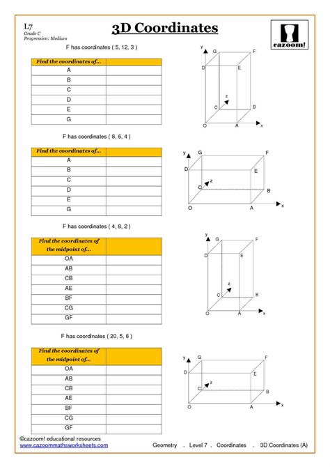 Coordinate Geometry Worksheets by Coordinates Maths Worksheets About Coordinates 4th Grade Worksheets Education Graphing