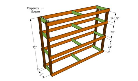 garage storage building plans garage shelving plans myoutdoorplans free woodworking
