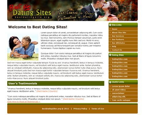 Dating Templates Best Dating Designs Best Dating Site Designer Best Dating Website Template