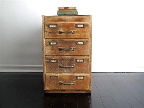 wood filing cabinet vintage vintage wood filing cabinet vintage retro style