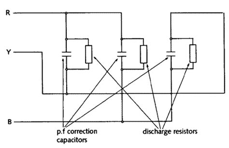 how to discharge 3 phase capacitor tlc electrical supplies