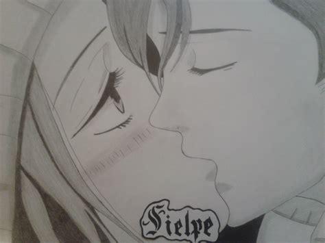imagenes para dibujar a lapiz de novios mis dibujos parte 6 arte taringa
