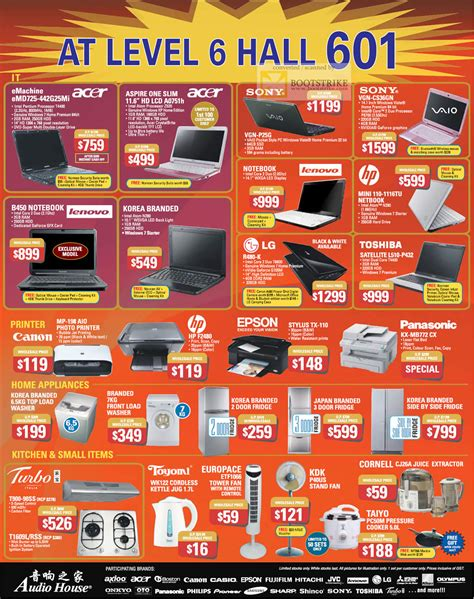 kitchen appliances list with price c3 clearance sales notebooks printers home appliances