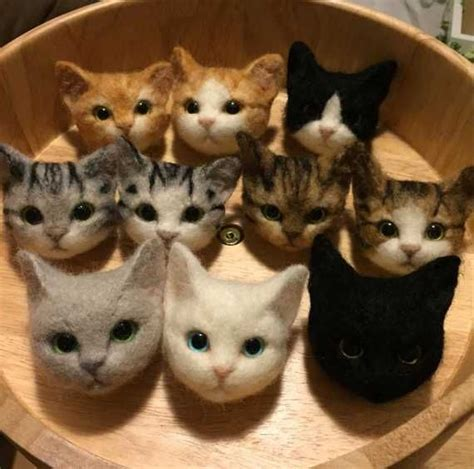 needle felted kittens how to create and lifelike cats from wool books 17 best ideas about felt cat on cat pattern
