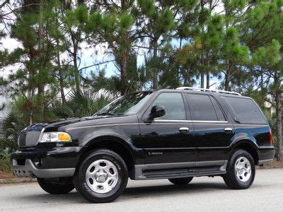 2002 lincoln navigator vin 5lmfu28r72lj13483 autodetective com buy used 2002 lincoln navigator 4x4 no reserve low 61k miles 1 owner loaded florida in