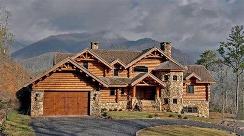 north carolina usa mountain luxury log stone estate home mansion  sale viviun