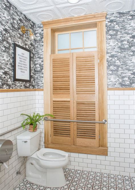magnolia bathroom fixer upper sweet surprise at the magnolia silos hgtv s fixer upper with chip and