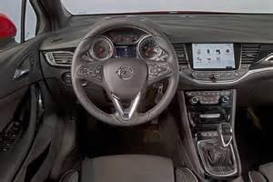 Opel Astra Test Opel Astra K Iaa 2015 Test Sitzprobe Und Marktstart