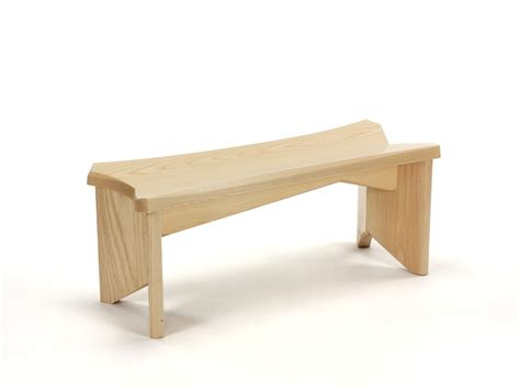 modern wooden bench nico yektai smallest bench small modern bench