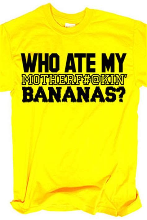 Sale T Shirt Go Bananas bananas t shirt makemebad35 t shirts official store on district lines