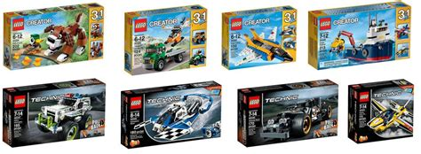 Lego Technic Getway Racer lego technic and creator 2016 official pictures i