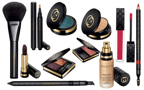 Make Up Gucci Gucci Debuts New Makeup Line Bombette