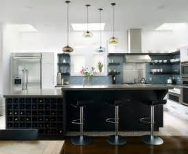 Black Kitchen Island Lighting Modern Kitchen Pendant Lighting For A Trendy Appeal