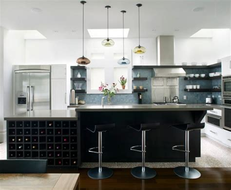 Modern Kitchen Island Lighting Ideas Modern Kitchen Pendant Lighting For A Trendy Appeal