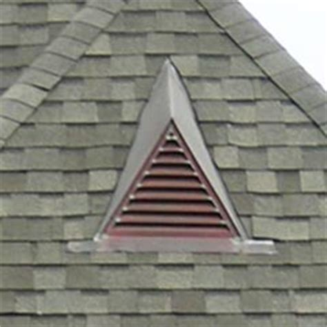 Triangle Dormer Copper Roof Vents Dormers Copper Summit Inc