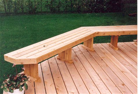 how to build deck benches built in deck bench railing plans joy studio design