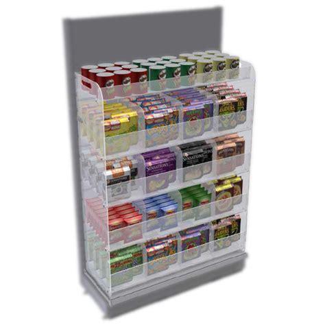 Snack Shelf by Acrylic Crisp And Snack Base Unit Max Shelf Ltd