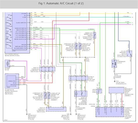 air conditioner wiring diagrams  ac wiring diagram