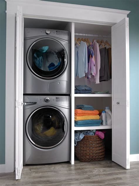 stackable washer and dryers wed9290fc whirlpool 27 quot 7 4 cu ft ventless electric dryer heat chrome shadow