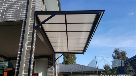 awning sydney canter lever polycarb awning polycarb awning straight drop awning fabric awning