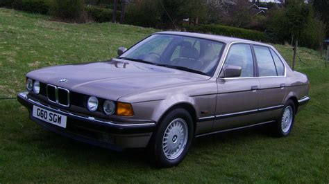 bmw 1990 7 series bmw 7 series 730i 1990 technical specifications interior