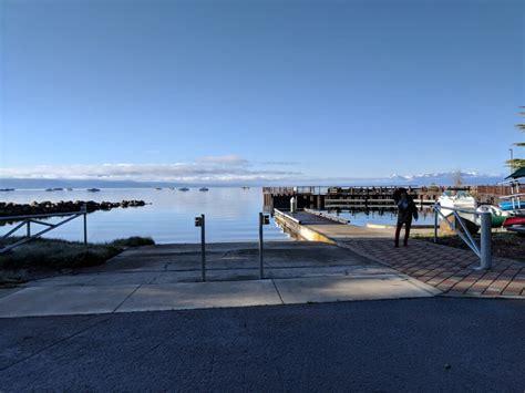 boat rentals in tahoe vista tahoe vista recreation area boat launch is open north