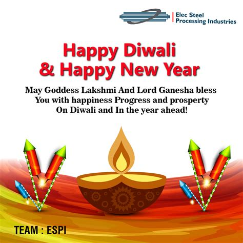 happy diwali and new year messages personalised corporate e greeting in india vadodara