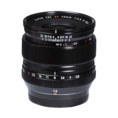 Lensa Kamera Lensa Kamera Lens Cameras 58mm Mount 16 jual fujifilm xf 14mm f 2 8 r ultra wide angle lensa kamera harga kualitas terjamin