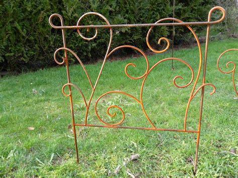 deco en fer pour jardin les 25 meilleures id 233 es de la cat 233 gorie barri 232 res en fer forg 233 sur portes en fer
