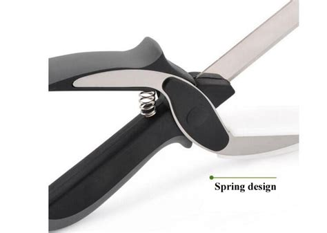 2 in 1 clever cutter cutting board scissors 2 in 1 kitchen knife and cutting board scissors clever