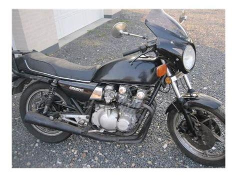 1982 Suzuki Gs650e Suzuki Gs650e 1982
