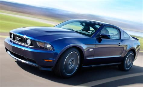 2010 ford mustang gt coupe photo