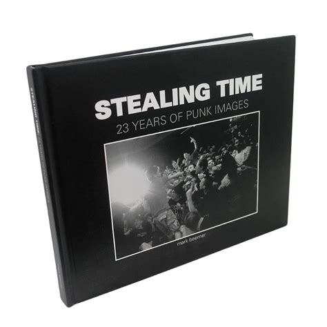 Stealing Time stealing time 23 years of rock book time