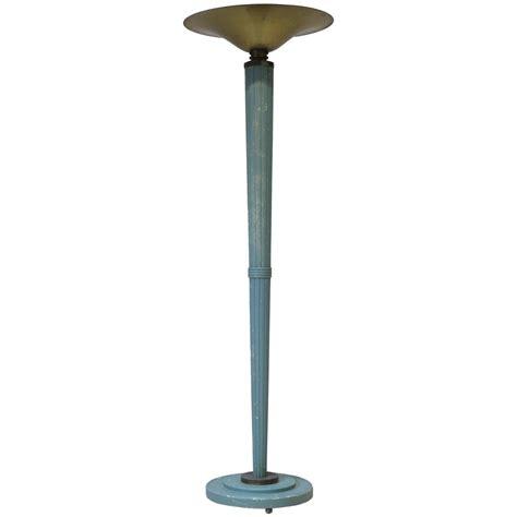 French Art Deco Floor Lamp, circa 1930s ? Xavier Nicod