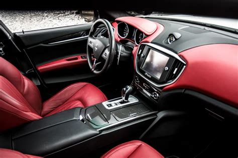 maserati truck interior 2018 maserati ghibli facelift 2018 2019 car models