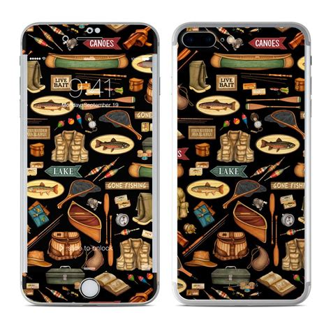 Cocose Fish Iphone 7 Plus fishing iphone 7 plus skin istyles