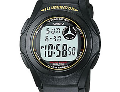 Casio Original F 200w 2b reloj casio f 200